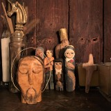 Saint Carvings